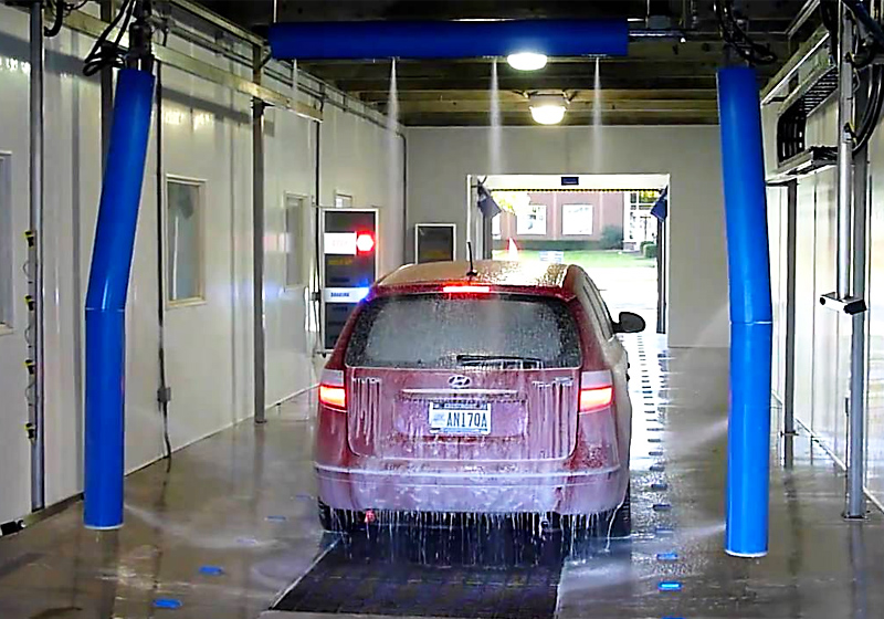 Why do Car Wash bays need to be cleaned? - Phoenix Clean