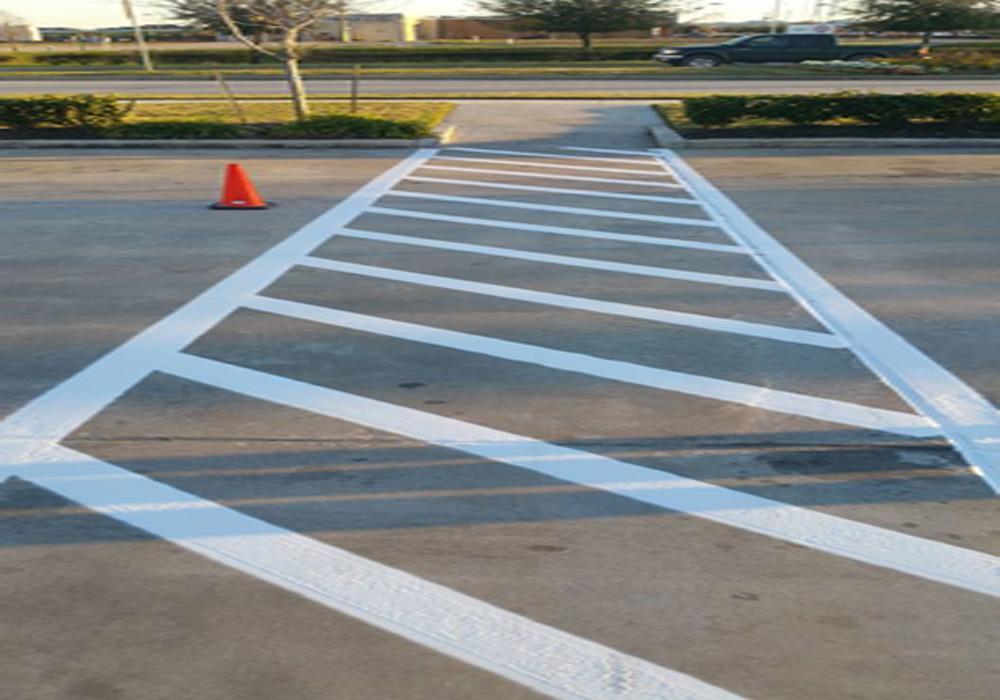 Parking Lot Striping Phoenix Clean